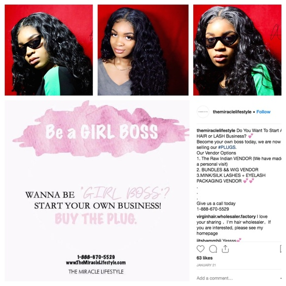 Accessories - Miracle Watts Vendor Contact For Hair Extensions
